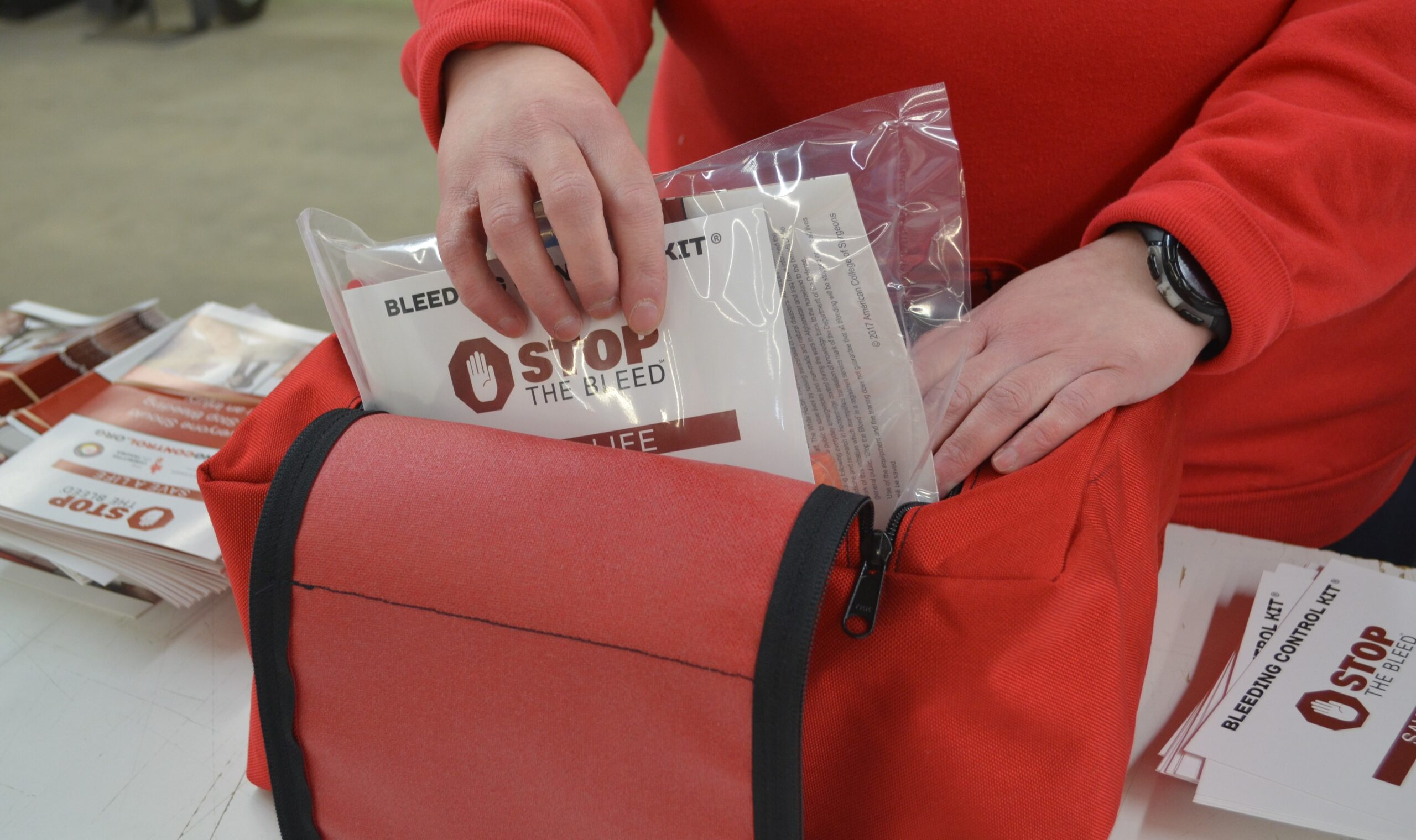 Stop The Bleed Products